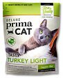 DeLuxe Prima Cat Adult Tasty Turkey Weight control 400g  /6/