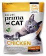 DeLuxe Prima Cat Adult Chunky Chicken 400g  /6/