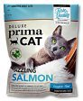 DeLuxe Prima Cat Adult Sizzling Salmon 400g   /6/