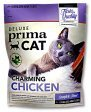 DeLuxe Prima Cat Adult Sterilized Charming Chicken 400g /6/