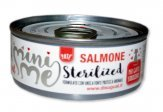 Disugual Mini-me cat steril 85g salmon