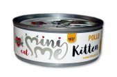 Disugual Mini-me cat kitten 85g chicken