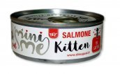 Disugual Mini-me cat kitten 85g salmon